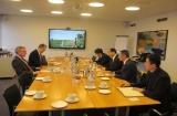 刘平副主任率团赴丹麦访问丹麦农业和食品委...