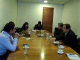 中国绿色食品发展中心刘平副主任带队赴智利...